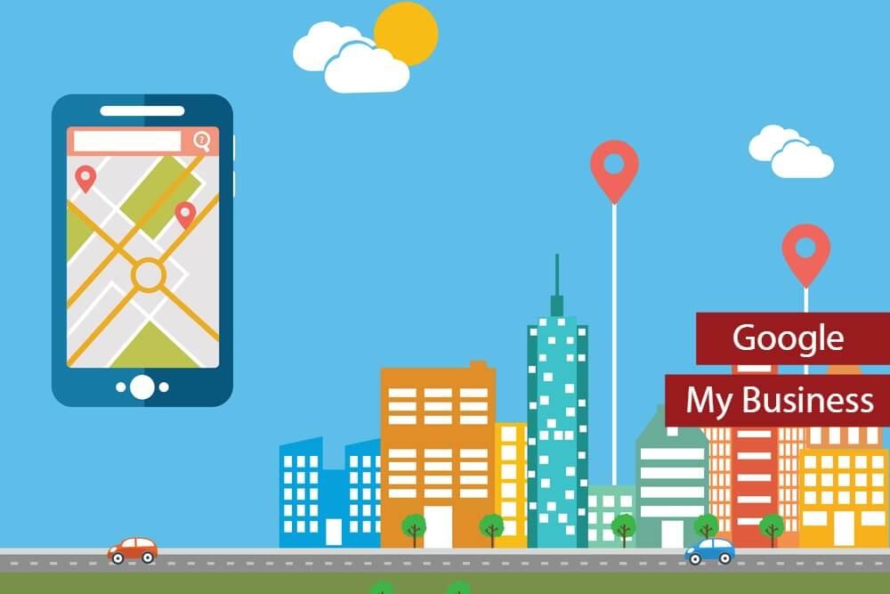 Hiển thị doanh nghiệp trên Google map
