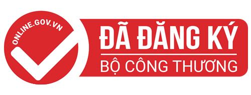 Huy hiệu đã đăng ký website với bộ công thương